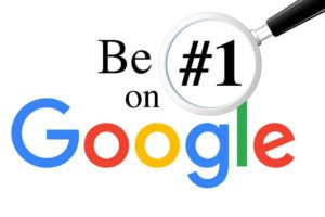 be on #1 Google